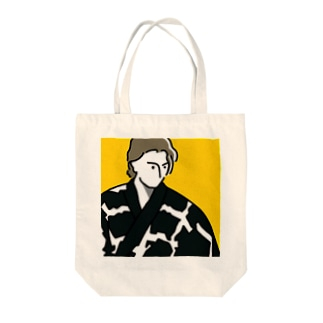 FOREIGN TOURIST Tote bags