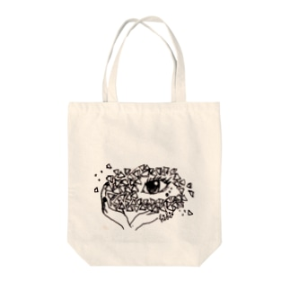 kiki目 ▽ Tote bags