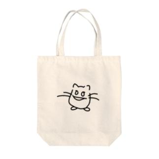 もちょ Tote bags