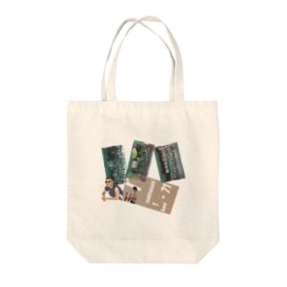 ind-tks Tote bags