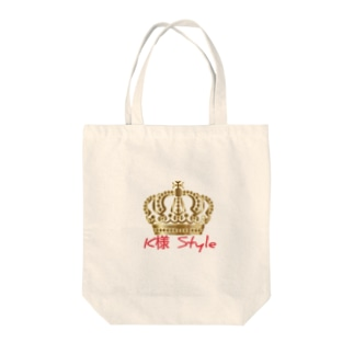 YouTube  k様Styleオリジナルグッズ Tote bags