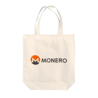 Monero モネロ Tote bags