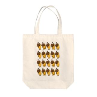 くりぼーいいっぱい Tote bags