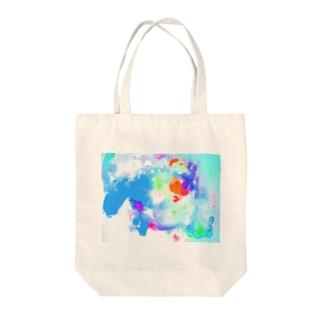 彩 Tote bags