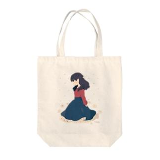 kataomoi Tote bags