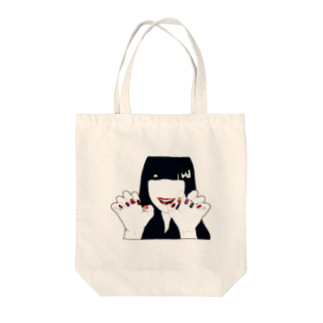 majoccoのわたしの武器 Tote bags