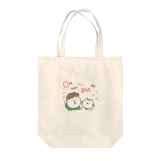Das hört sich gut an: ドイツ語イラストグッズ Tote bags