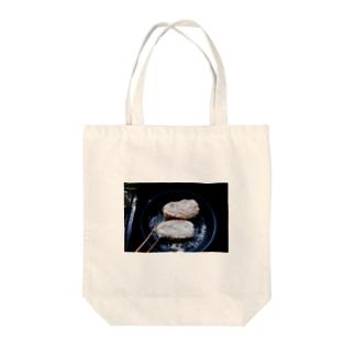 にくたち Tote bags