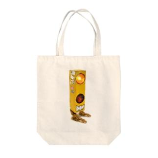 TRAFFIC BOY Tote bags