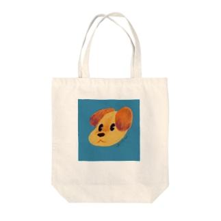wanくん Tote bags