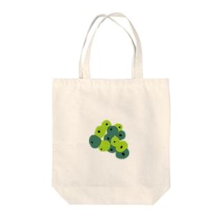 さいぼぼ Tote bags