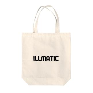 illmatic Tote bags