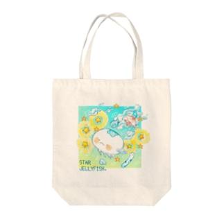 JELLYFISH STAR Tote bags