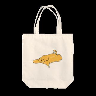 いぬころ@柴犬屋のバタードッグ  Tote bags