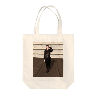 イメチェン Tote bags