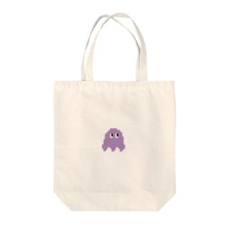 ムラサキ氏 Tote bags