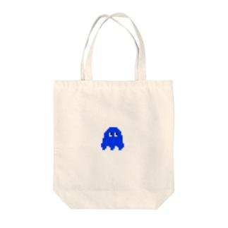 アオ氏 Tote bags
