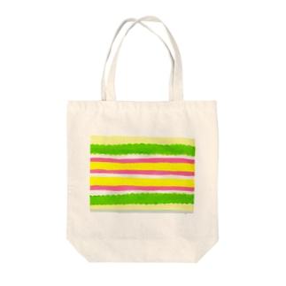 H・E・L サンドウィッチ Tote bags