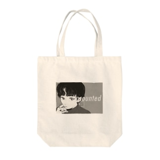 Uncounted(tote bag) Tote bags