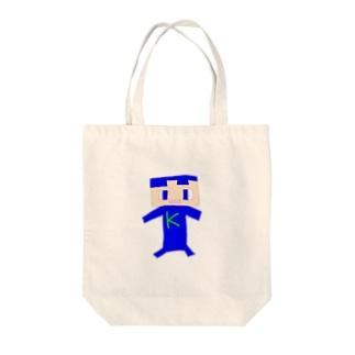 コヒアーチャー Tote bags