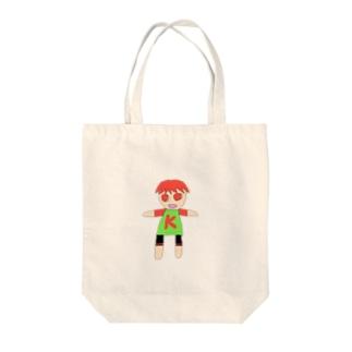 コヒ剣士 (VER 2.0) Tote bags