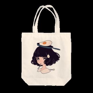 macoのあさごはん Tote bags