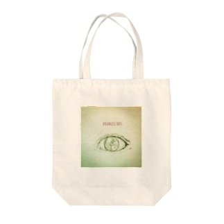 Dreamless days Tote bags