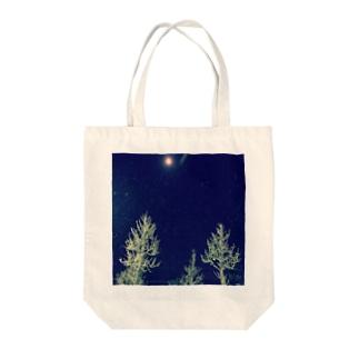 雪景色 Tote bags