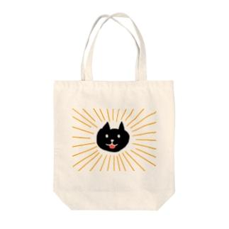 ばーん!猫 Tote bags