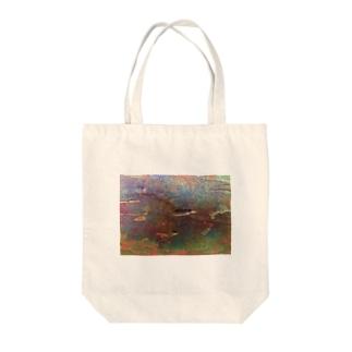 赤貝箔 Tote bags