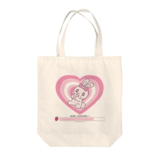 NOW LOADING ラヴちゃんトートバック トートバッグ Tote bags
