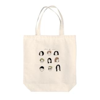 ME~N Tote bags