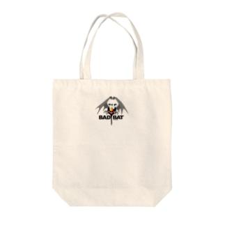 BAD BAT Tote bags