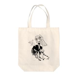 南風の買い物 Tote bags