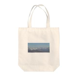 山 Tote bags