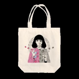 hare.の苺の惡意 Tote bags