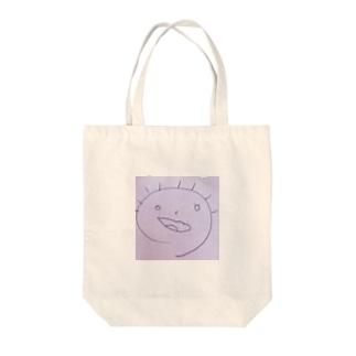 女の子2 Tote bags