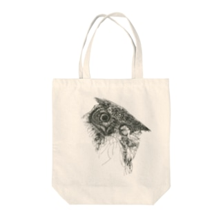 OWL01_from4 Tote bags