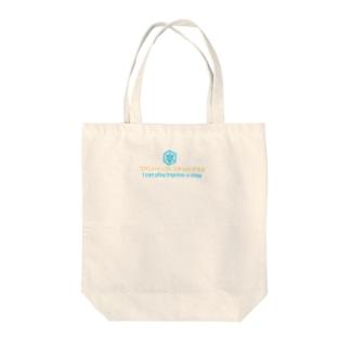 Ingress チョットデキル Tote bags