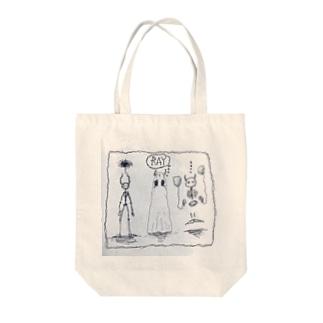 れい Tote bags