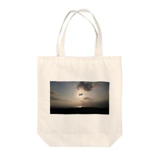 あの日ミタあの陽 Tote bags
