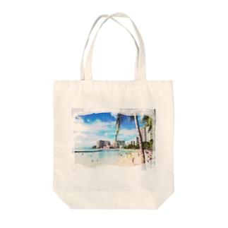 ART HAWAII Tote bags