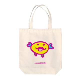めらんぷ【レモンおじさん】 Tote bags