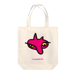 めらんぷ【鼻ねこ】 Tote bags