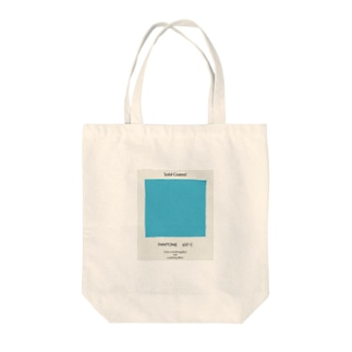 color #673C Tote bags