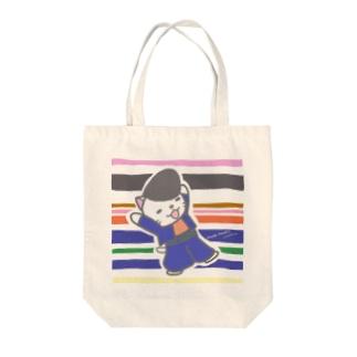 湘南ニャンキー3 Tote bags