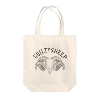 guiltysheep Tote bags