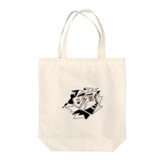白河 Tote bags