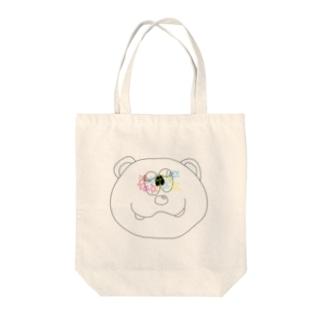 ほしくまちゃん Tote bags