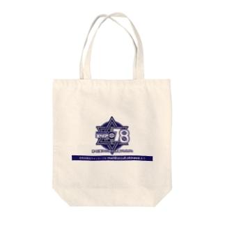 第4日曜22時グッズ Tote bags